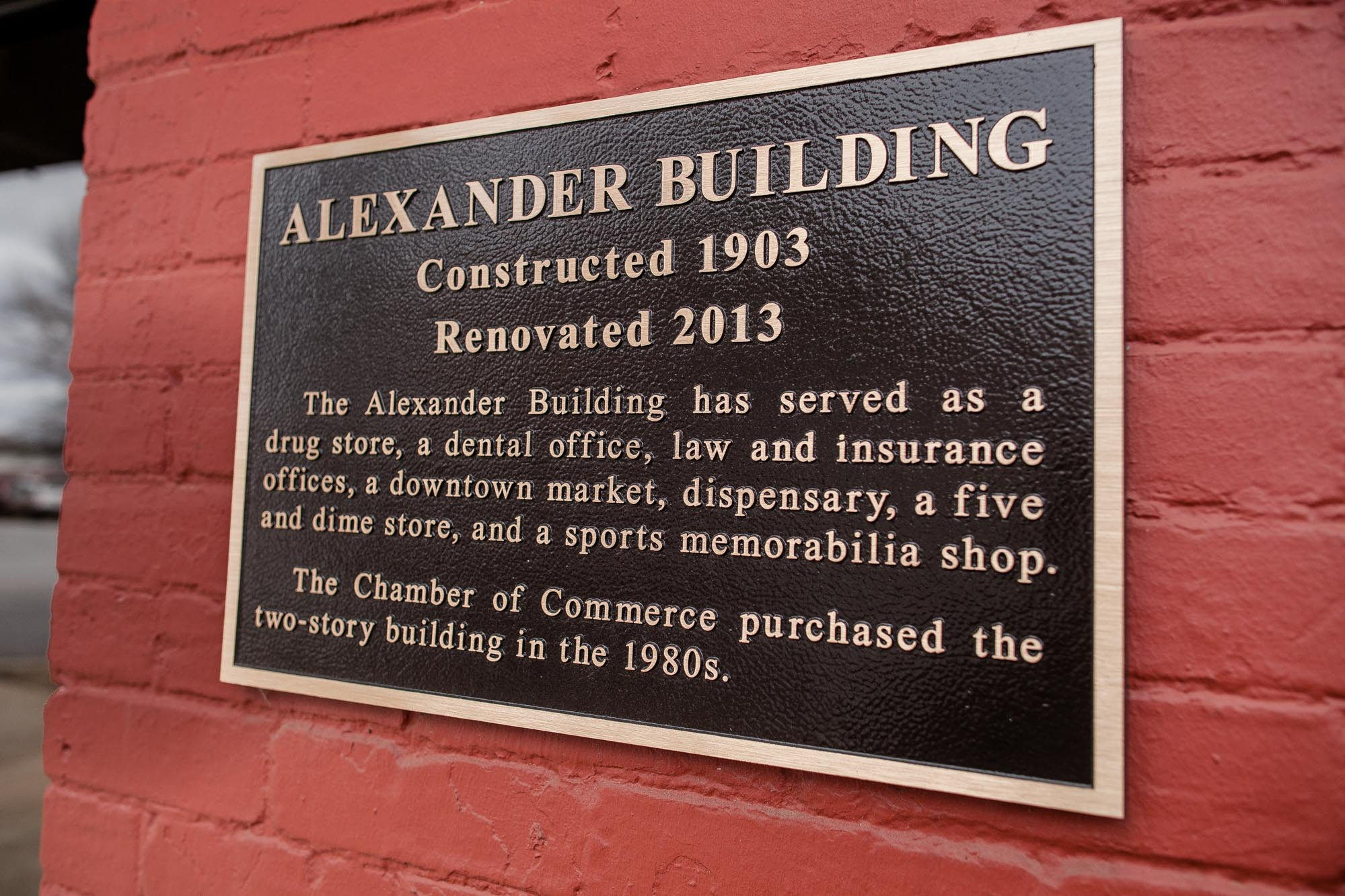 City, county, and private donors came together to restore a important piece of Blakely's history.